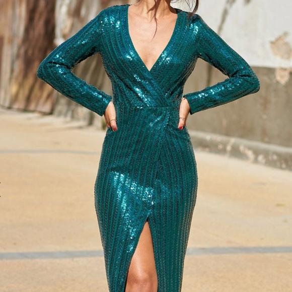ASOS Dresses & Skirts - Club L London Sequin Dress